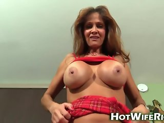firm woman tits