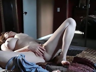 masturbating caught