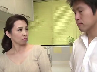 mom japanese cheating