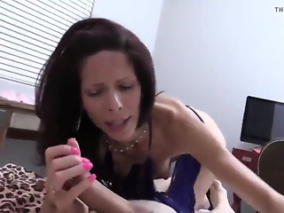 loves mum cock